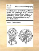 An Introduction to the History of Great Britain and Ireland