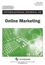 International Journal of Online Marketing, Vol 1 ISS 1