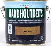 Hermadix Hardhout Beits - 2,5 liter - 466 Teak