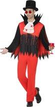 Bloederig vampier kostuum voor mannen - Verkleedkleding - Maat XL