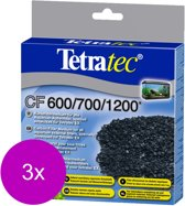 Tetra Tec Ex Cf Koolfiltermedium - Filtermateriaal - 3 x 2x100 g 400-600