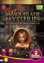 Masquerade Mysteries: The Case Of The Copycat Curator - Windows