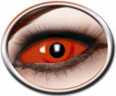 Party Lenzen - Sclera Full Red Eye - Geschikt voor 6 maanden gebruik