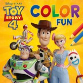 Deltas Kleurboek Disney Toy Story 4 - Colorfun