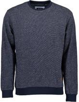 Blue Seven heren sweater donkerblauw - maat XXL