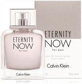 Calvin Klein Eau De Toilette Eternity Now 30 ml - Voor Mannen