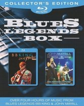 Blues Legends Box -  BB King / John Mayall