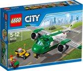 LEGO City Vliegveld Vrachtvliegtuig - 60101