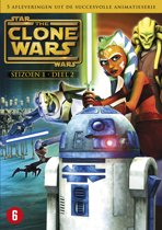 Star Wars: The Clone Wars - Seizoen 1 (Deel 2)