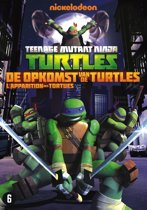 Teenage Mutant Ninja Turtles - De Opkomst Van De Turtles