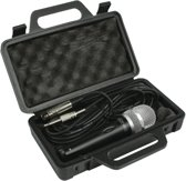 König KN-MIC50C - Dynamische Microfoon met Koffer - Zwart