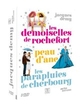 Jacques Demy - Les demoiselles de Rochefort + Peau d'Âne + Les parapluies de Cherbourg (Import)