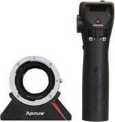 Aputure DEC Adapter Canon EF objectief a. Sony E Mount camera