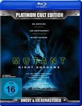 Mutant - Platinum-Cult-Edition - UNCUT - HD-Remastered (import) (dvd)