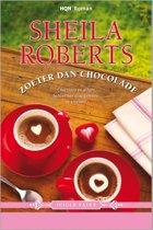 HQN Roman 72 - Zoeter dan chocolade
