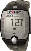 Polar FT1 - Sporthorloge - Black