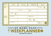 Mama Baas - De mama baas weekplanner