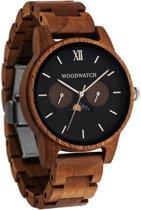 De officiële WoodWatch | Maverick | Houten horloge