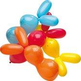 4 Latex Balloons Giant Rabbit Shapes