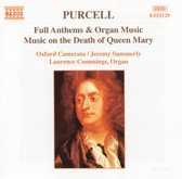 Purcell: Full Anthems & Organ Music, etc / Oxford Camerata