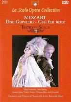 Various - Mozart La Scala Opera