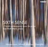 Risto-Matti Marin - Sixth Sense -.. -Sacd-