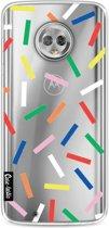 Casetastic Softcover Motorola Moto G6 - Sprinkles