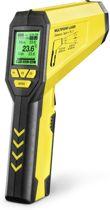 TROTEC Pyrometer / Infrarood-Thermometer TP10 multipunt-laser