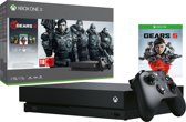 Xbox One X console 1 TB + Gears 5