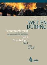 Larcier Wet en Duiding - Economisch recht (8 delen) - Wet en Duiding Verzekeringen