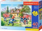 Fire Brigade - Vloerpuzzel - Vloerpuzzel maxi 40  Stukjes
