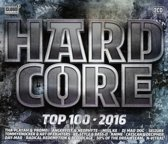 Various Artists - Hardcore Top 100 2016