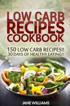 Low Carb Recipes Cookbook