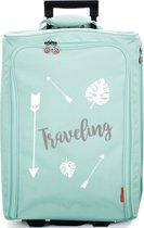 Reistrolley [large] mint | Traveling