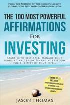 Affirmation the 100 Most Powerful Affirmations for Investing 2 Amazing Affirmative Bonus Books Included for Law of Attraction & Anxiety