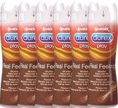 Durex Play Glijmiddel Real Feeling Voordeelverpakking