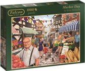 Falcon Market Day 1000pcs