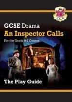 New Grade 9-1 GCSE Drama Play Guide - An Inspector Calls