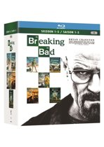 Breaking Bad - Seizoen 1 t/m 5.1 (Blu-ray)
