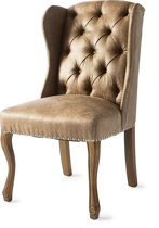 Riviera Maison - Keith  II  Dining  Wing - Chair - camel
