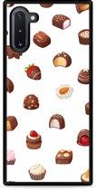 Galaxy Note 10 Hardcase hoesje Chocolates