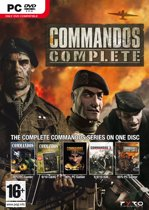 Commandos Compilation (dvd-Rom) - Windows