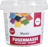 Mozaiek voegmiddel wit 500 gram