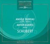 Schubert: Three Sonatas For Vi