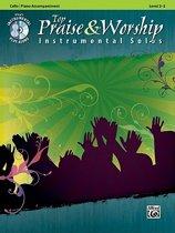 Top Praise & Worship Instrumental Solos, Cello/Piano Accompaniment