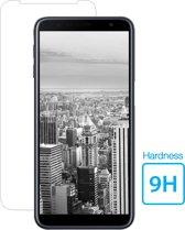 Mobiparts Regular Tempered Glass Samsung Galaxy J6 Plus (2018)