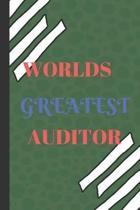 World's Greatest Auditor