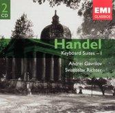 Andrei Gavrilov - Handel Keyboard Suites 1-8