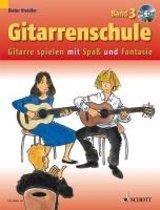 Gitarrenschule Band 3 mit CD