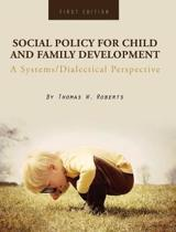Social Policy for Child and Family Development